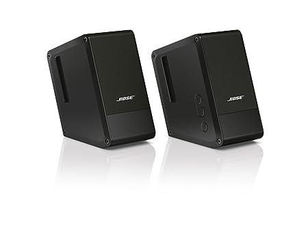 Bose ® MusicMonitor® Pack d'Enceintes pour Ordinateur - Noir