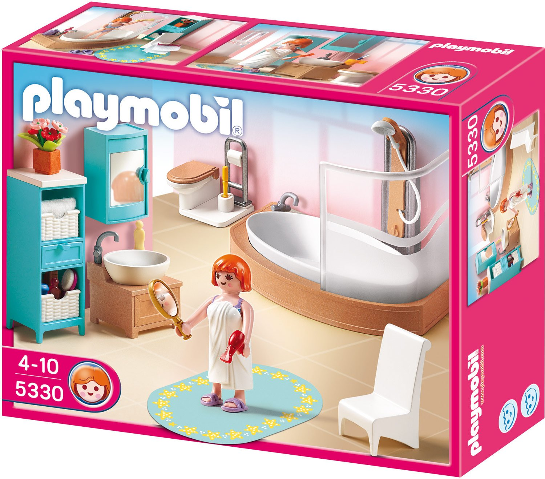 PLAYMOBIL® Badezimmer (5330) Preisvergleich & Test