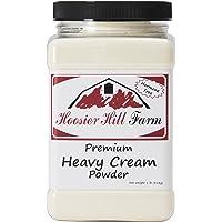 Hoosier Hill Farm 1 Pound Heavy Cream Powder Jar
