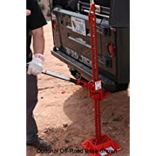 "Hi-Lift Jack HL364 36"" Hi-Lift Black Cast and Steel Jack"
