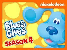 Blue's Clues Season 4