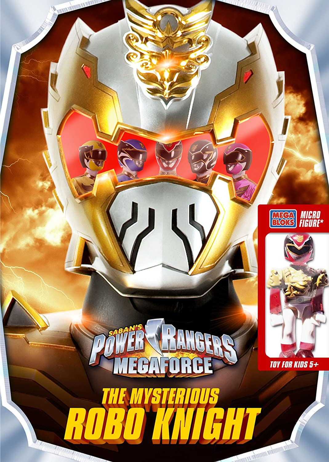 Power Rangers Megaforce: The Mysterious Robo Knight