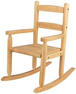 Kidkraft Natural 2 Slat Rocking Chair  KidKraft       Customer review and more information