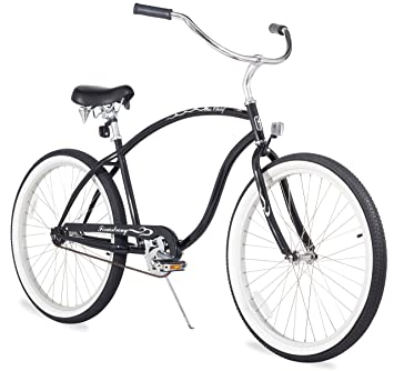 Cruiser Bikes For Large People Firmstrong Chief Man Single