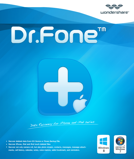 Wondershare Dr.Fone for iOS - Backup, Retrieve and Export iOS Device Data [Download] (Ios Software compare prices)