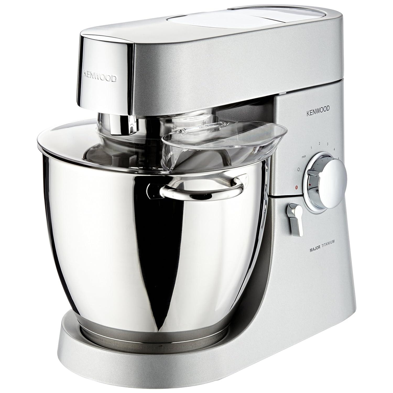 Kenwood kmm020 major titanium kitchen machine elettrodomestici da cucina - Elettrodomestici da cucina ...