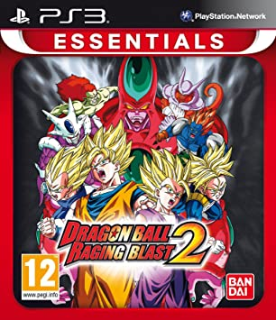 Namco Bandai Games - 164822 - Dragon Ball Raging Blast 2 Essentials - Playstation 3
