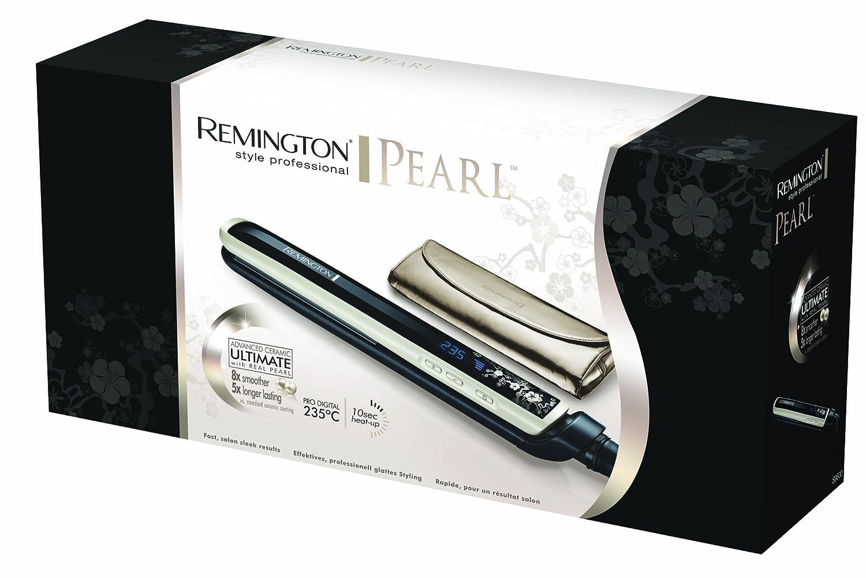 Remington S9500 Pearl Hair Straightener Review