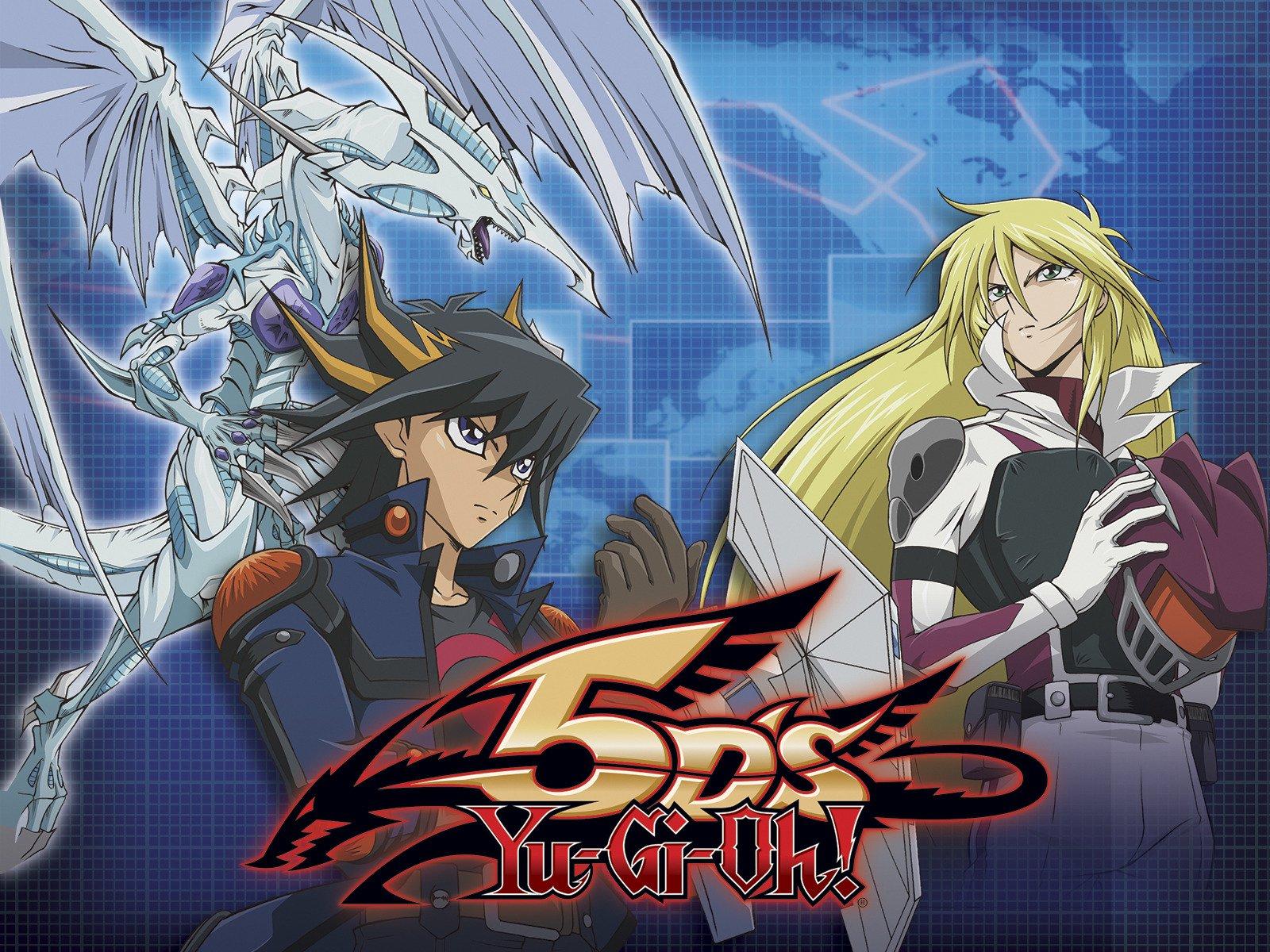 Yu-Gi-Oh! 5D's - Season 2