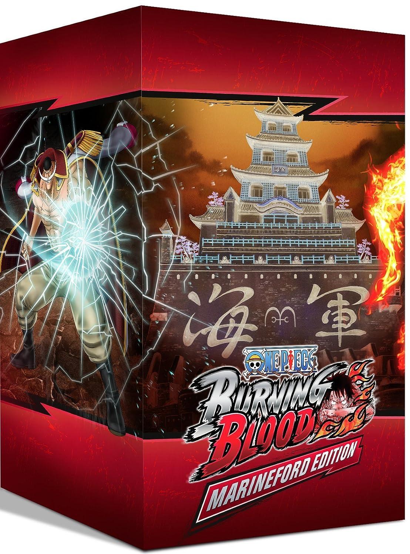 Uscirà il 3 giugno il nuovo One Piece Burning Blood