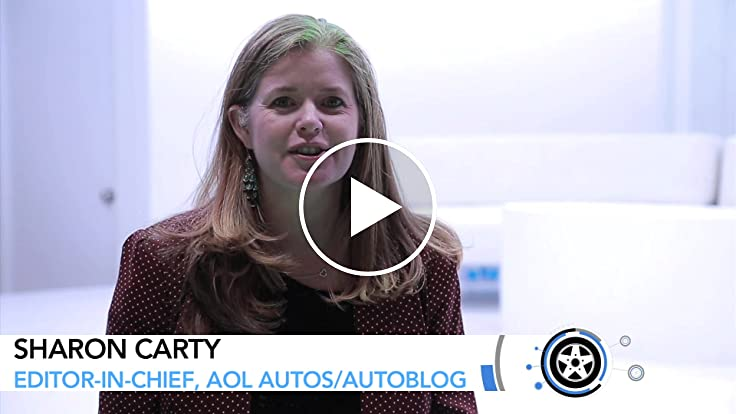 Introducing AOL Autos And Autoblog Editor-in-Chief Sharon Carty