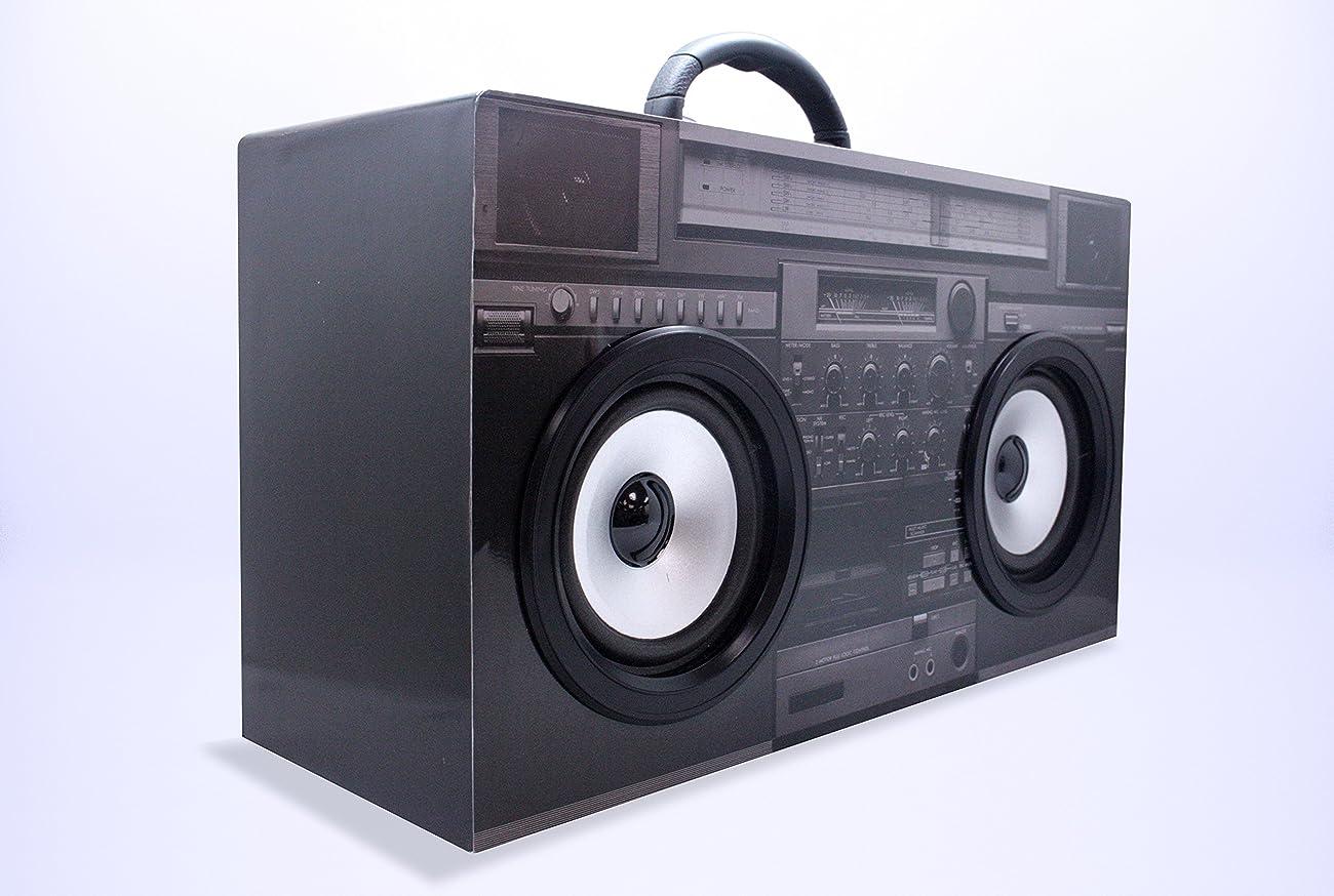 Hype Boom Box Stereo Speaker 2