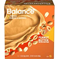 Balance Bar Peanut Butter 6-Count Value Pack