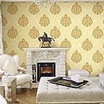 Royal Walls Royal Walls Damask Classical Golden Wallpaper