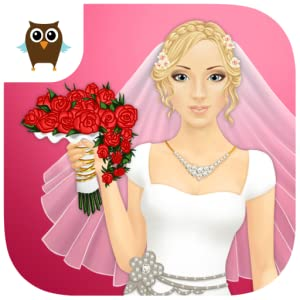 Dream Wedding Day - Bride Beauty Makeover, Dress Up and Garden Party from TutoTOONS