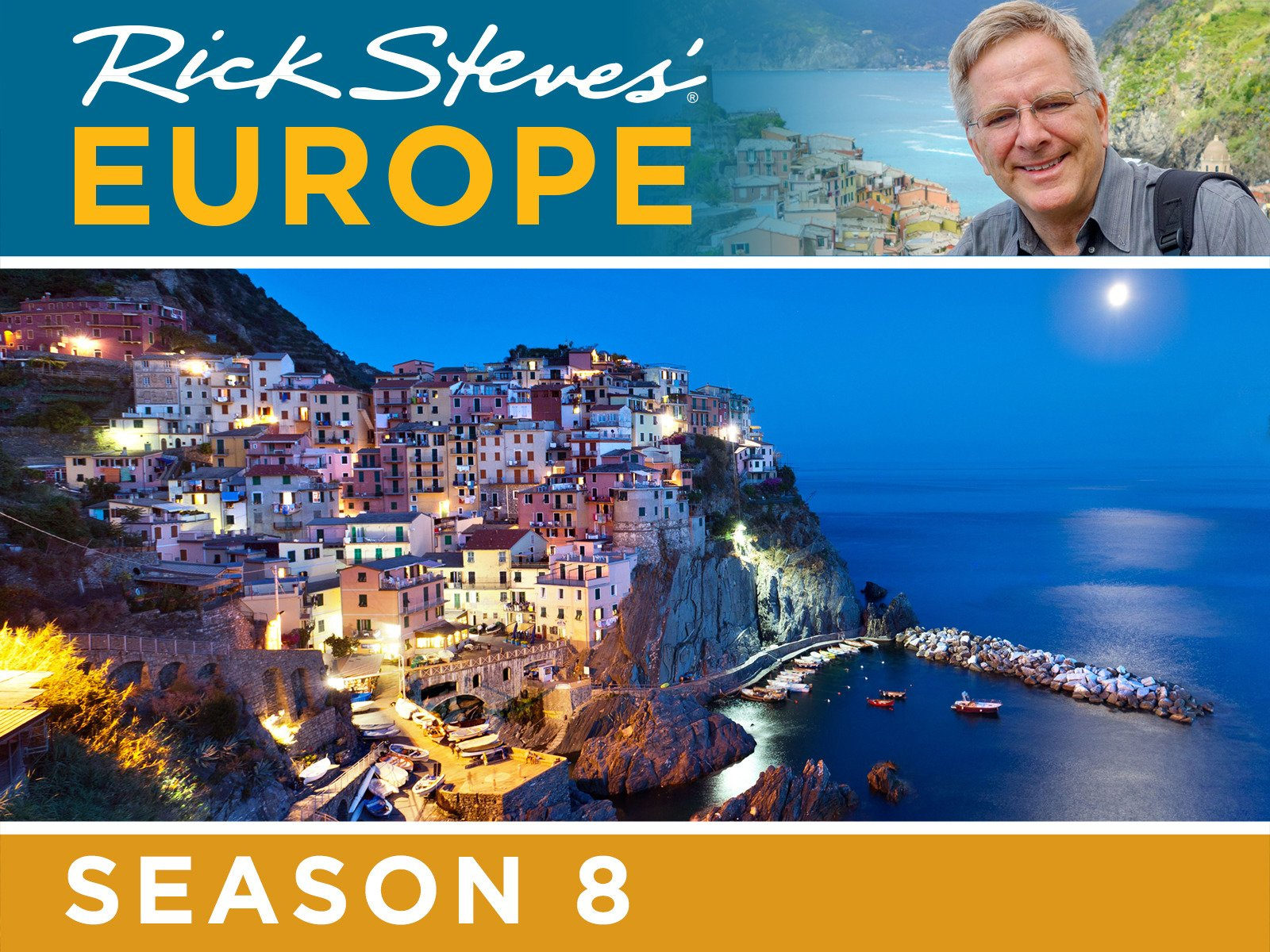 Rick Steves' Europe on Amazon Prime Video UK
