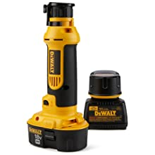 DEWALT DC550KA 18-Volt NiCd Cordless Spiral-Saw with 1/8-Inch and 1/4-Inch Collets