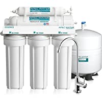 APEC ROES-50 Premium 5-Stage Reverse Osmosis Drinking Water Filter System