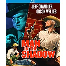 Man in the Shadow [Blu-ray]