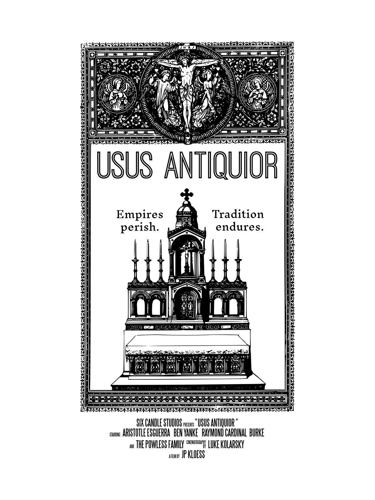 Usus Antiquior