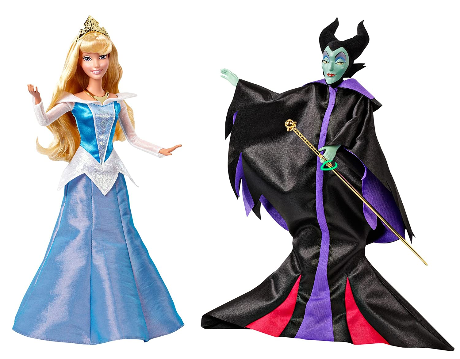 Disney Signature Collection Sleeping Beauty and Maleficent Doll