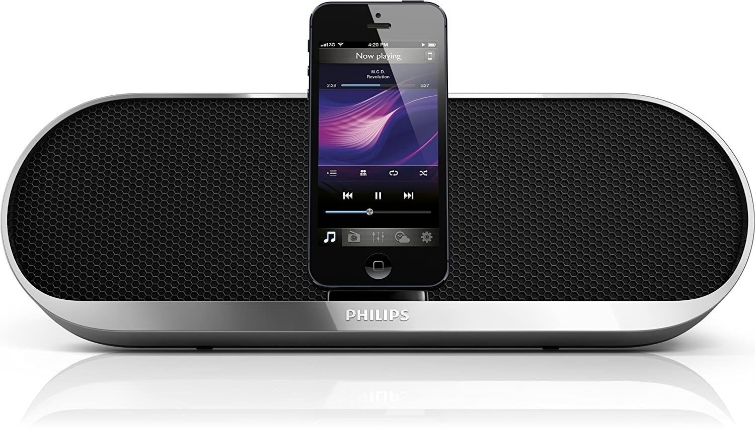Philips DS7580 Speaker Dock for iPhone 5 $79.99