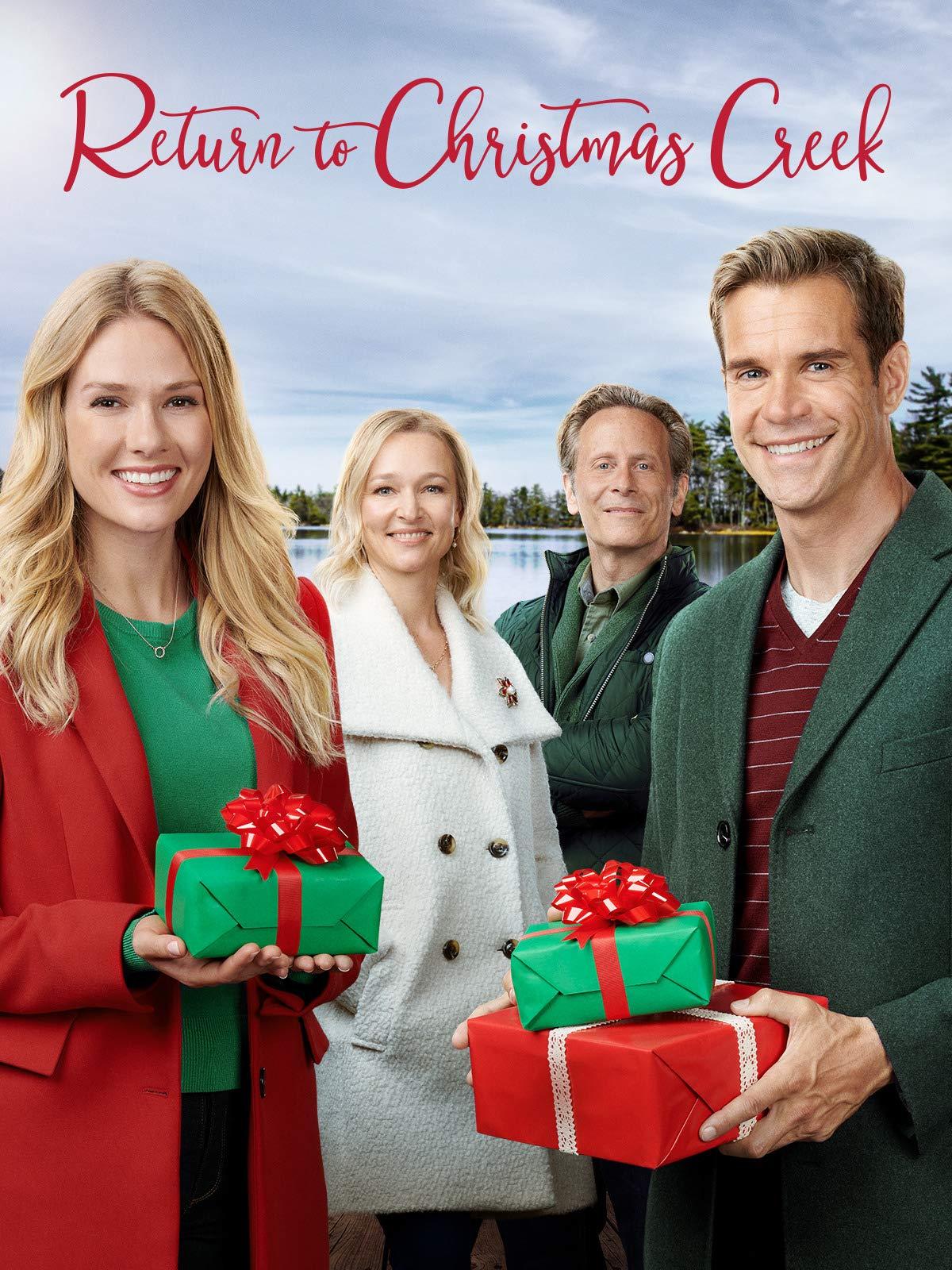 Return To Christmas Creek on Amazon Prime Video UK