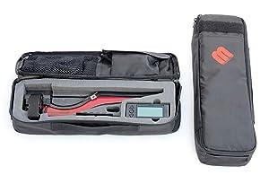 MagnetoSpeed V3 Barrel-Mounted Ballistics Chronograph Kit, Black, Softcase (Tamaño: V3 Softcase)