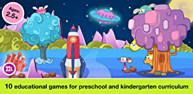 Preschool All In One Learning: Basic Skills Space Learning Adventure A to Z by Abby Monkey?