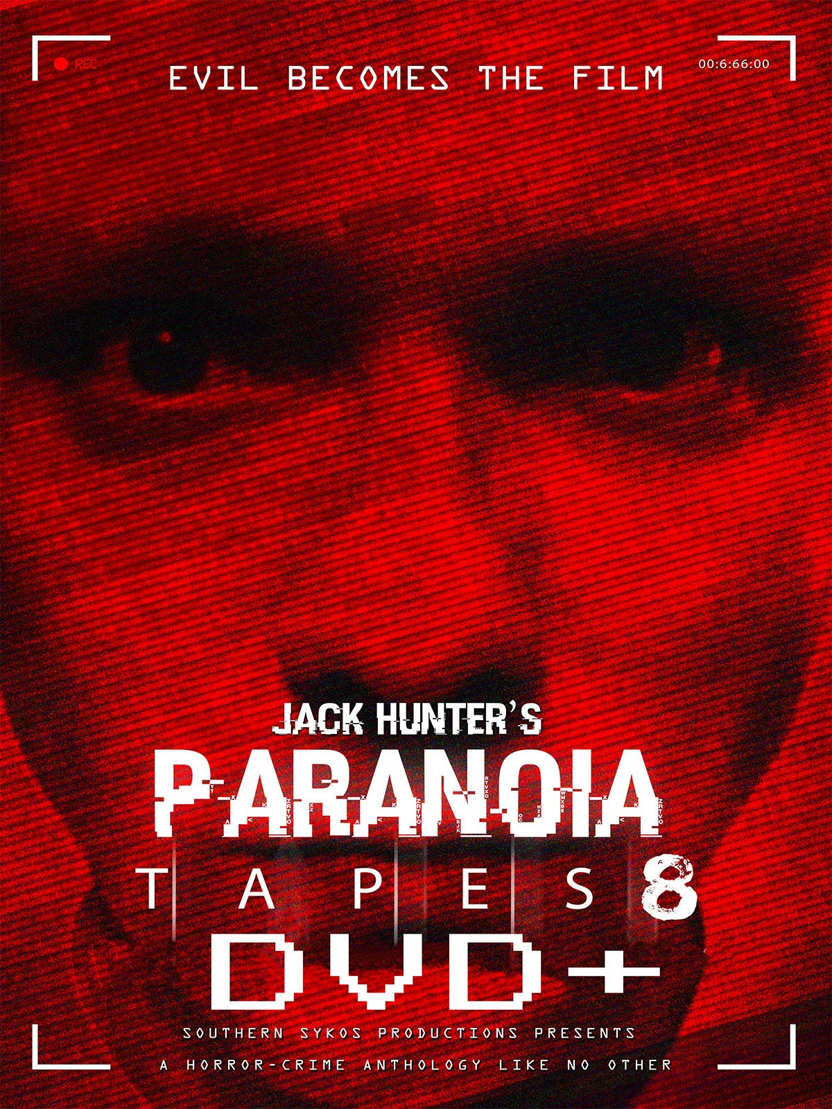 Jack Hunter's Paranoia Tapes 8: DVD + on Amazon Prime Instant Video UK