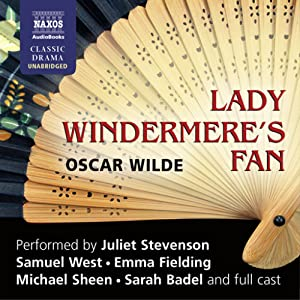 lady windermere s fan and a good women coparison Lady windermere's fan, a play about a good woman is a four-act comedy by  oscar wilde, first performed on saturday, 20 february 1892, at the st james's.