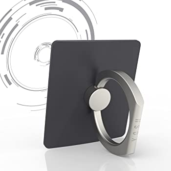 YOSH Universal Smartphone Finger Expanding Ring Grip Stand