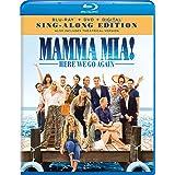 Mamma Mia! Here We Go Again [Blu-ray]