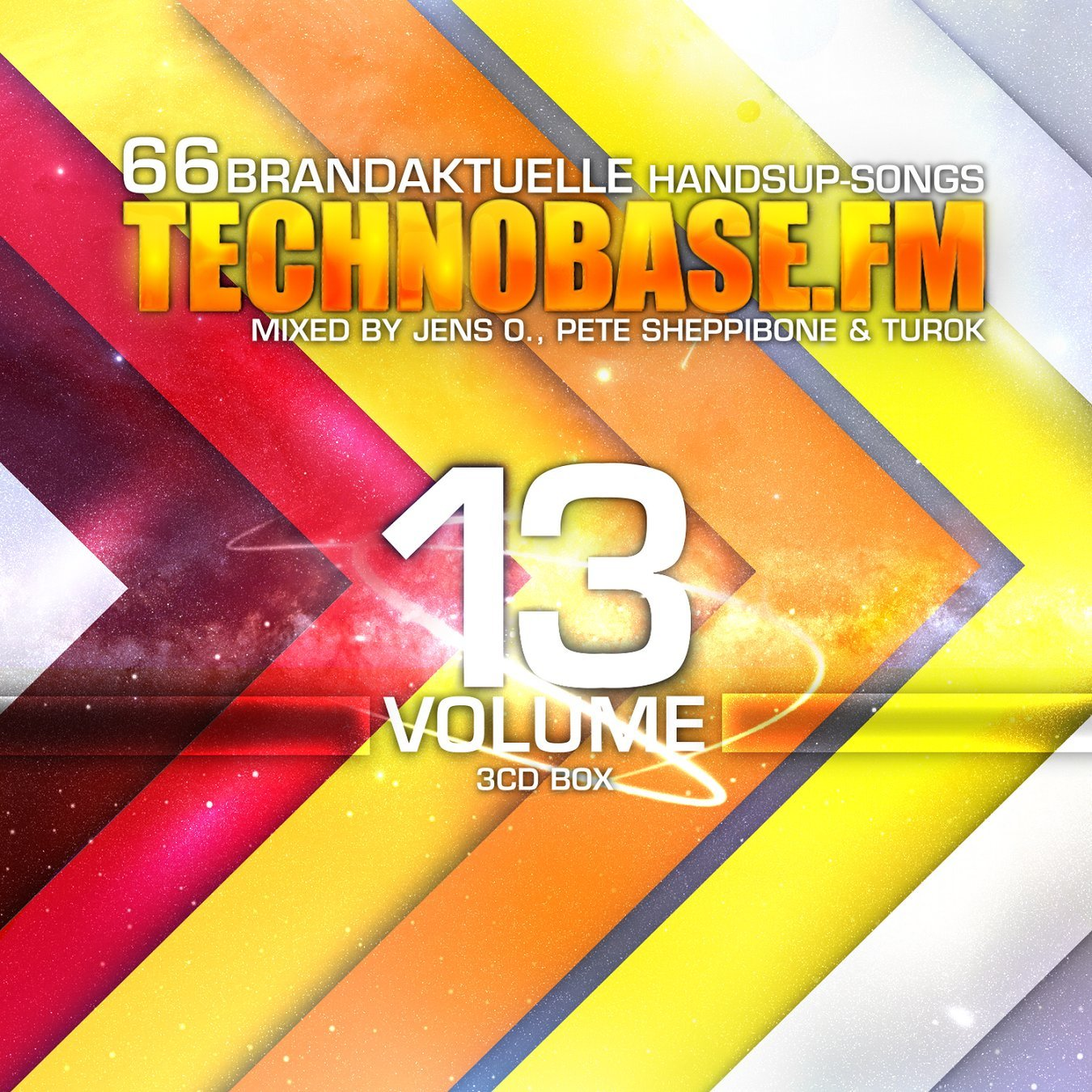 Various Artists-Technobase.FM Vol. 13