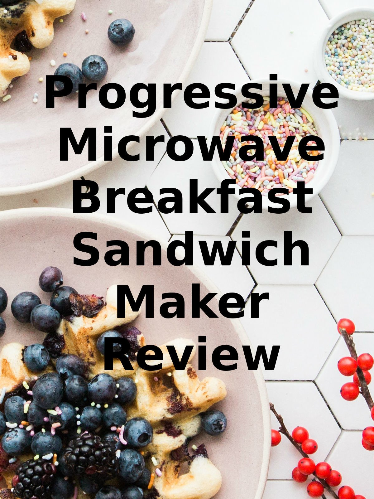 Review: Progressive Microwave Breakfast Sandwich Maker Review on Amazon Prime Video UK