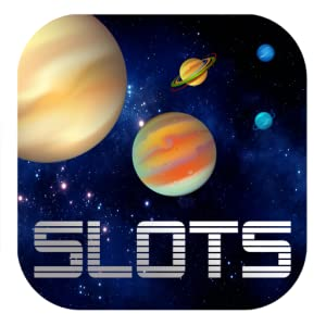 Cosmic Vegas Casino slots - Awesome bonus games to unlock - Unique Lucky Line Bet Multiplier - Huge payouts - Solar System FUN! by Fatleg