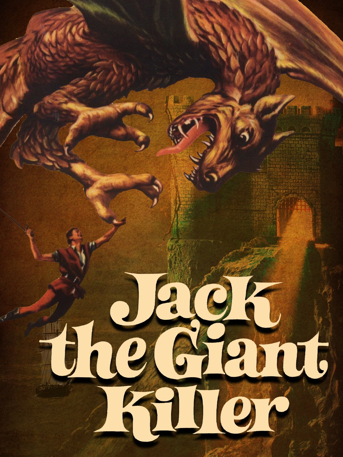 Jack the Giant Killer on Amazon Prime Instant Video UK