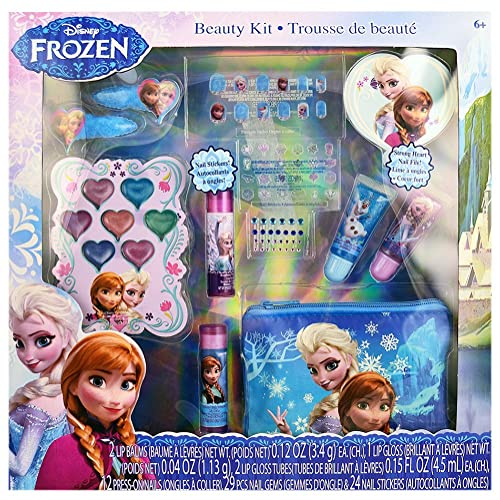 Disneys Frozen Beauty Cosmetic Set for Kids