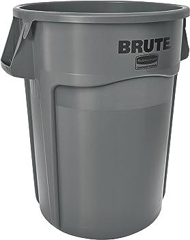 Rubbermaid 44 Gallon Brute Utility Container