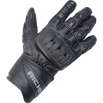 Richa Stealth Motorcycle Gloves 3XL Black