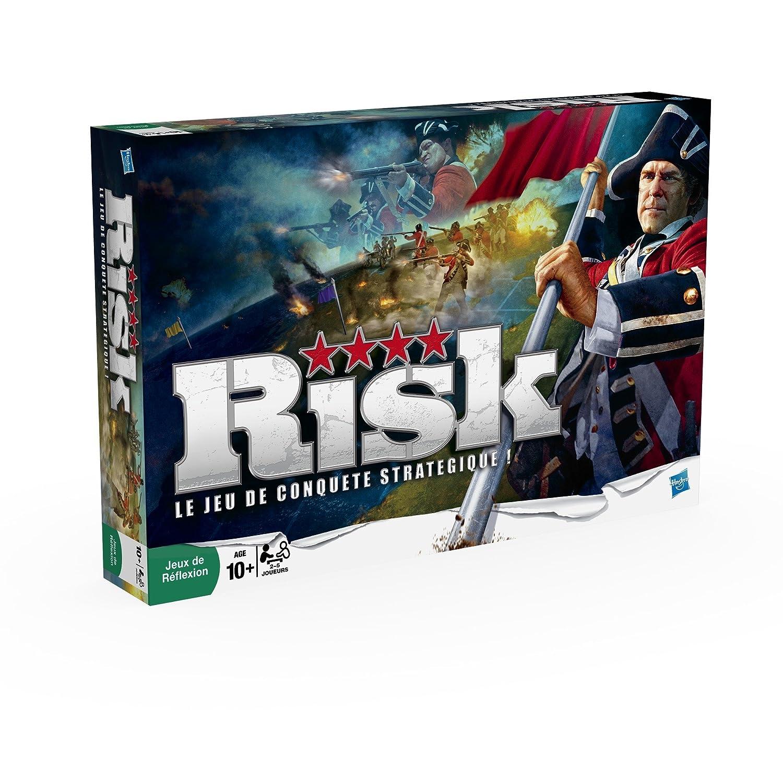 HASBRO Risk als Weihnachtsgeschenk