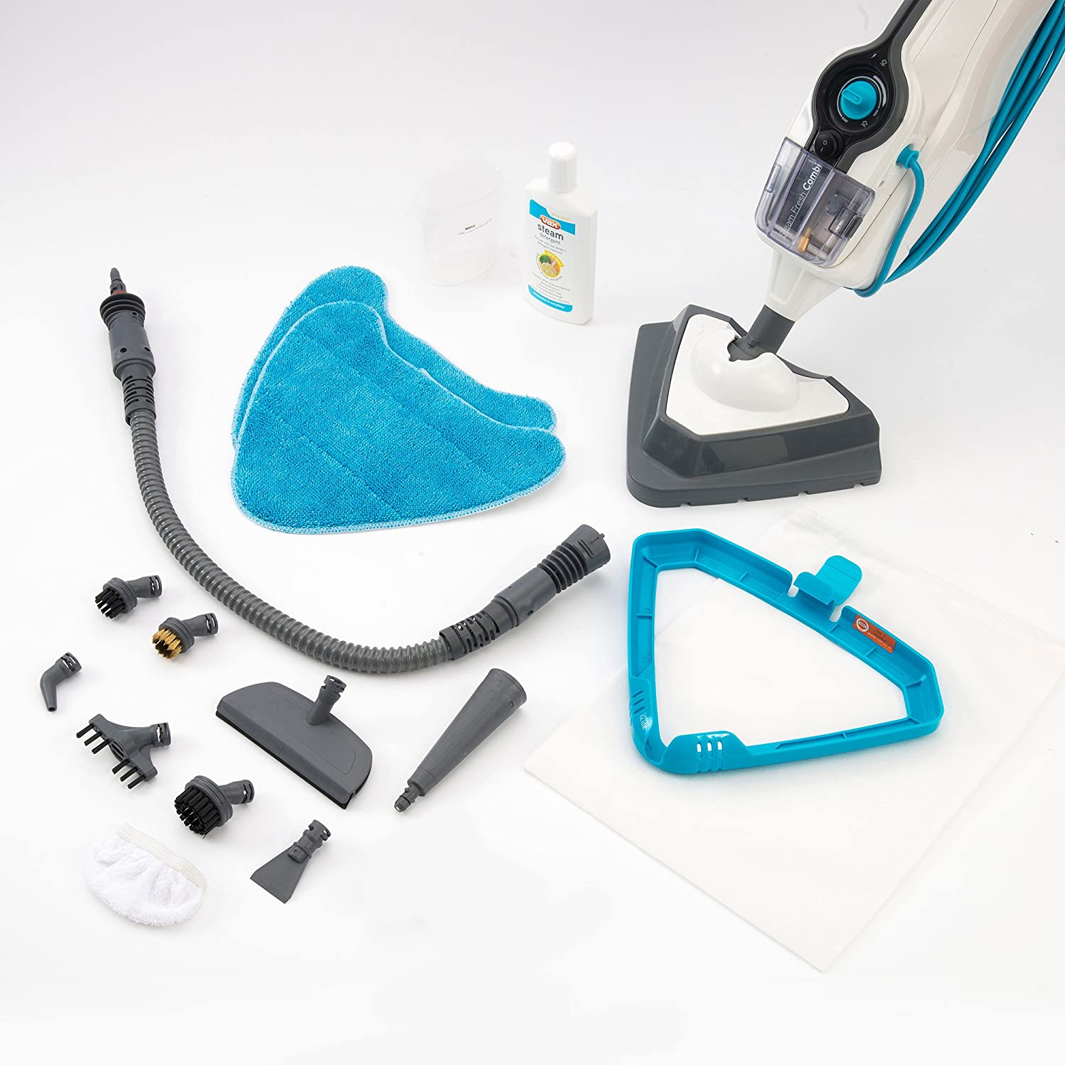 Vax steam mops work very well and are quite affordable.