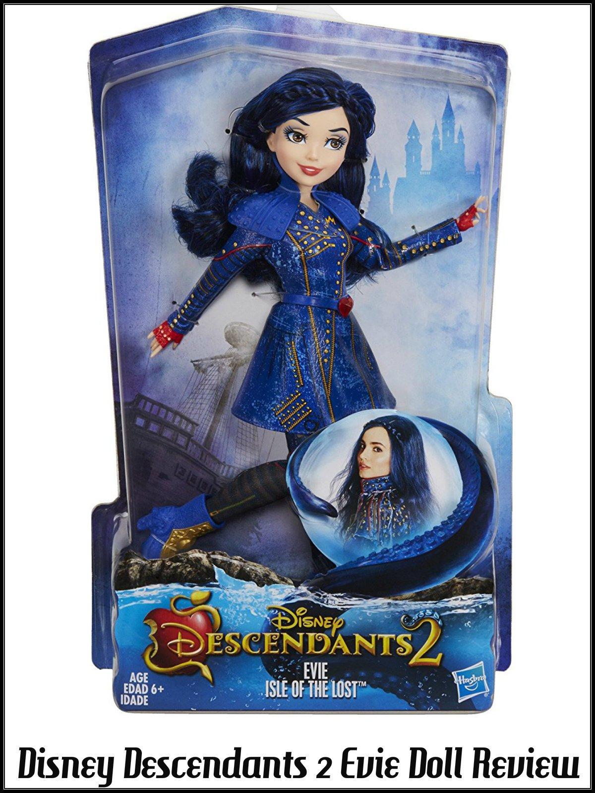 Review: Disney Descendants 2 Evie Doll Review
