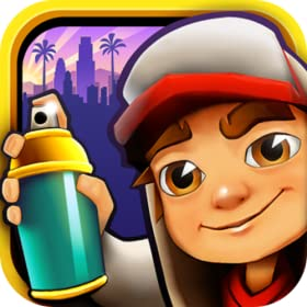 Subway Surfers (Kindle Tablet Edition)