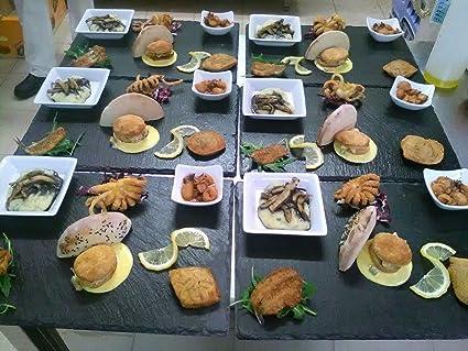 Set da giardino con tavolo in ferro e vetro da pranzo sedie