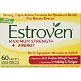 Estroven Maximum Strength One Per Day, 60 Caplets (Tamaño: 60 Count)