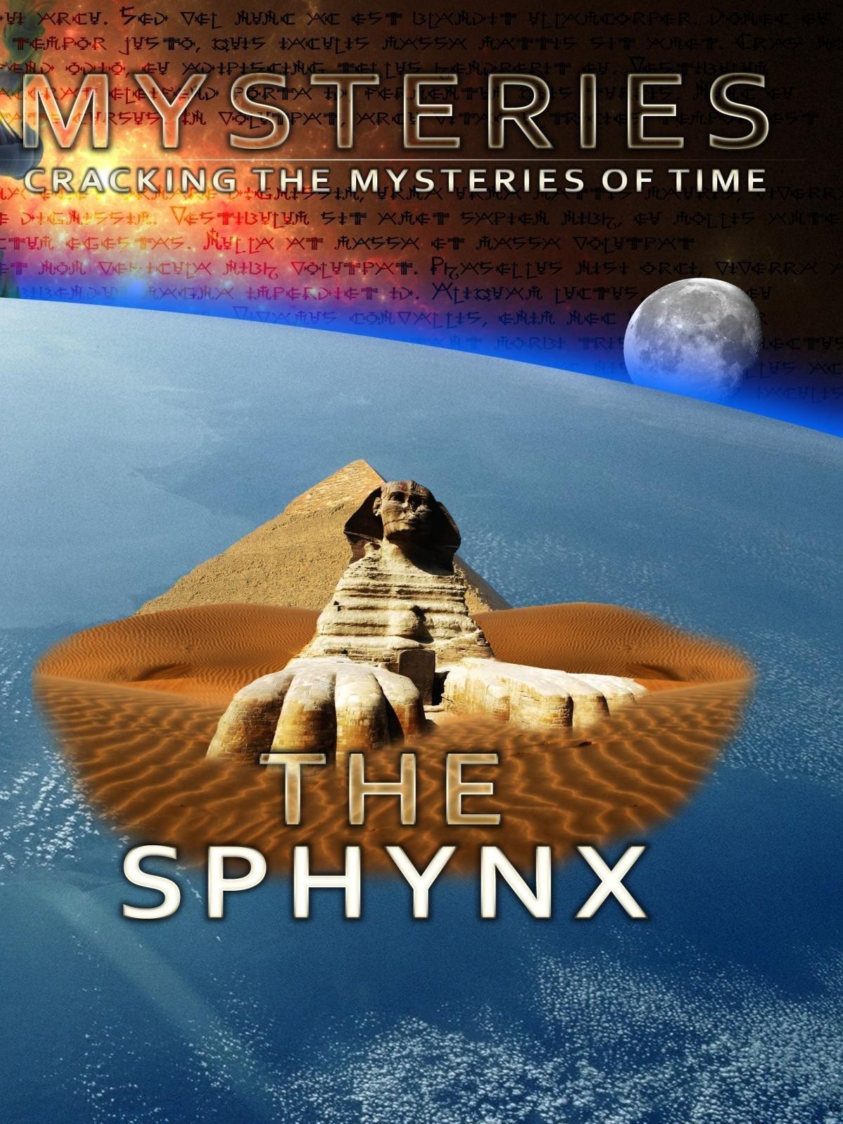 Mysteries Sphinx on Amazon Prime Video UK