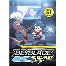 Beyblade Burst: Season 1