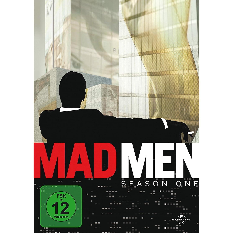 Den Beitrag 'Verrückte Männer der Werbebranche: Mad Men' lesen