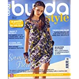 Burda Style Magazine 2017 Sewing Patterns, Choose Your Month (April 2017)